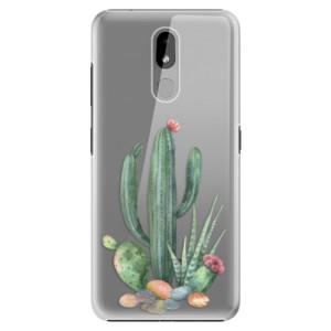 Plastové pouzdro iSaprio - Cacti 02 na mobil Nokia 3.2