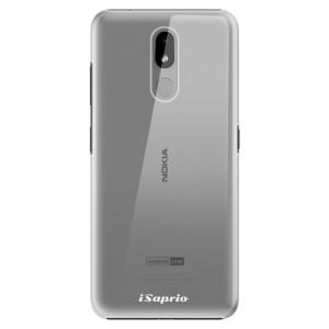 Plastové pouzdro iSaprio - 4Pure - mléčné bez potisku na mobil Nokia 3.2
