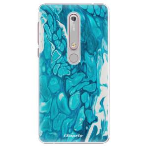 Plastové pouzdro iSaprio - BlueMarble 15 na mobil Nokia 6.1