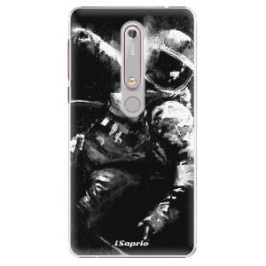 Plastové pouzdro iSaprio - Astronaut 02 na mobil Nokia 6.1