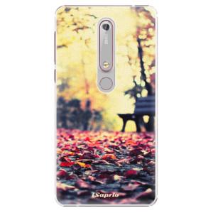 Plastové pouzdro iSaprio - Bench 01 na mobil Nokia 6.1