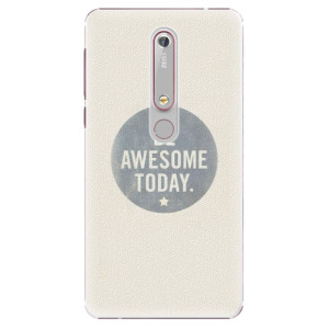 Plastové pouzdro iSaprio - Awesome 02 na mobil Nokia 6.1