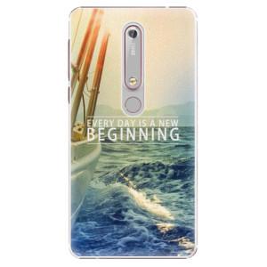 Plastové pouzdro iSaprio - Beginning na mobil Nokia 6.1