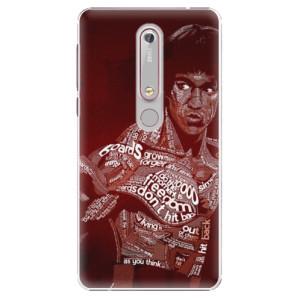 Plastové pouzdro iSaprio - Bruce Lee na mobil Nokia 6.1