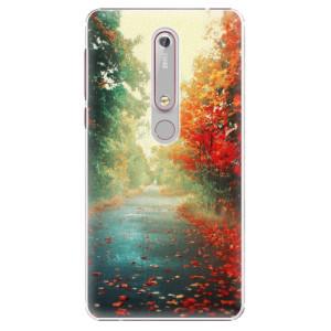 Plastové pouzdro iSaprio - Autumn 03 na mobil Nokia 6.1