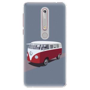 Plastové pouzdro iSaprio - VW Bus na mobil Nokia 6.1