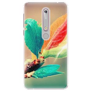 Plastové pouzdro iSaprio - Autumn 02 na mobil Nokia 6.1