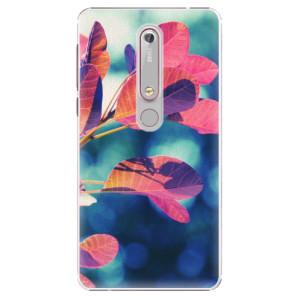 Plastové pouzdro iSaprio - Autumn 01 na mobil Nokia 6.1