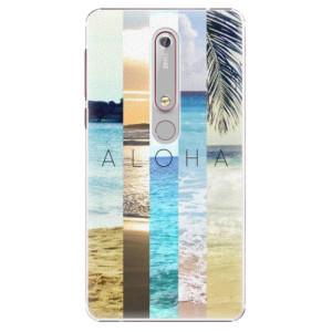 Plastové pouzdro iSaprio - Aloha 02 na mobil Nokia 6.1
