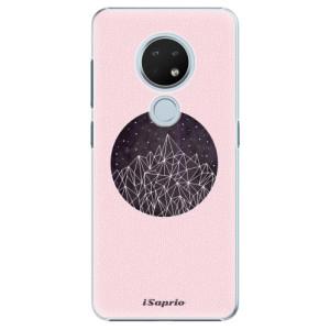Plastové pouzdro iSaprio - Digital Mountains 10 na mobil Nokia 6.2