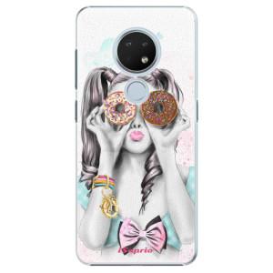 Plastové pouzdro iSaprio - Donuts 10 na mobil Nokia 6.2