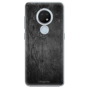 Plastové pouzdro iSaprio - Black Wood 13 na mobil Nokia 6.2