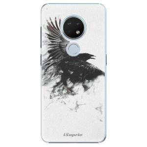 Plastové pouzdro iSaprio - Dark Bird 01 na mobil Nokia 6.2