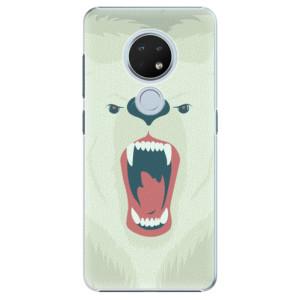 Plastové pouzdro iSaprio - Angry Bear na mobil Nokia 6.2