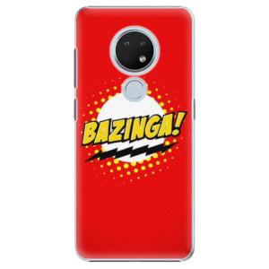 Plastové pouzdro iSaprio - Bazinga 01 na mobil Nokia 6.2