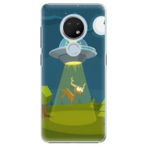 Plastové pouzdro iSaprio - Alien 01 na mobil Nokia 6.2