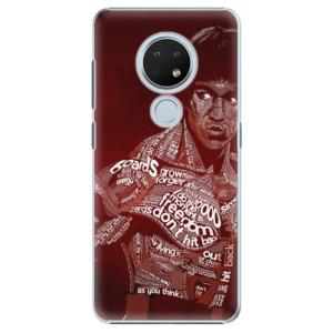 Plastové pouzdro iSaprio - Bruce Lee na mobil Nokia 6.2