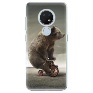 Plastové pouzdro iSaprio - Bear 01 na mobil Nokia 6.2