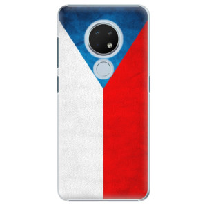 Plastové pouzdro iSaprio - Czech Flag na mobil Nokia 6.2