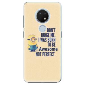 Plastové pouzdro iSaprio - Be Awesome na mobil Nokia 6.2