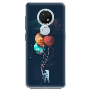Plastové pouzdro iSaprio - Balloons 02 na mobil Nokia 6.2
