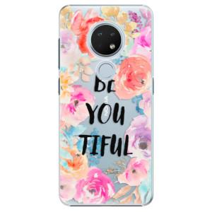 Plastové pouzdro iSaprio - BeYouTiful na mobil Nokia 6.2