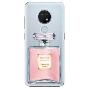 Plastové pouzdro iSaprio - Chanel Rose na mobil Nokia 6.2