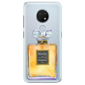 Plastové pouzdro iSaprio - Chanel Gold na mobil Nokia 6.2