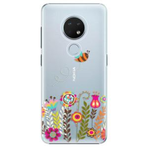Plastové pouzdro iSaprio - Bee 01 na mobil Nokia 6.2