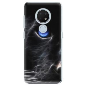 Plastové pouzdro iSaprio - Black Puma na mobil Nokia 6.2