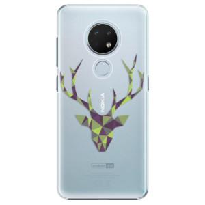 Plastové pouzdro iSaprio - Deer Green na mobil Nokia 6.2