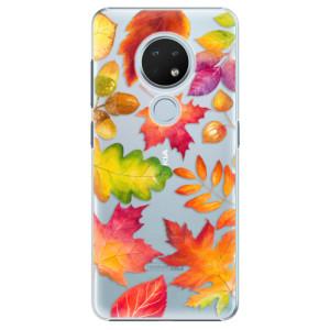 Plastové pouzdro iSaprio - Autumn Leaves 01 na mobil Nokia 6.2