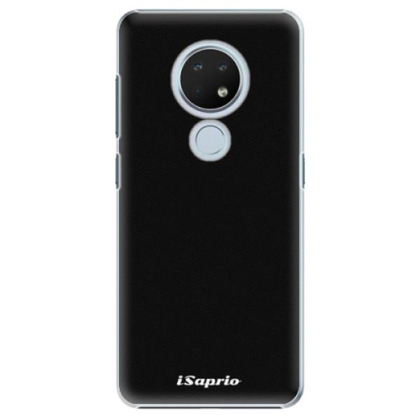 Plastové pouzdro iSaprio - 4Pure - černý - Nokia 6.2