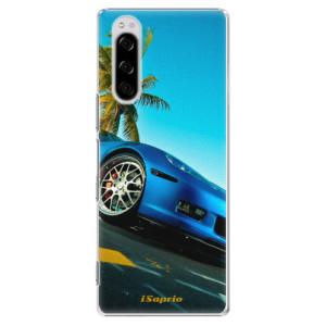 Plastové pouzdro iSaprio - Car 10 na mobil Sony Xperia 5