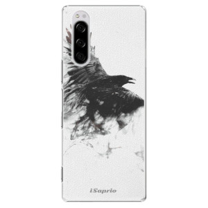 Plastové pouzdro iSaprio - Dark Bird 01 na mobil Sony Xperia 5