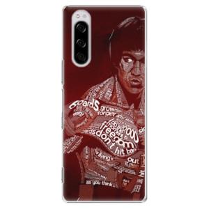 Plastové pouzdro iSaprio - Bruce Lee na mobil Sony Xperia 5