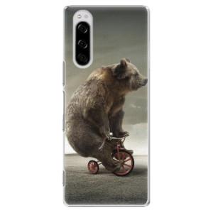 Plastové pouzdro iSaprio - Bear 01 na mobil Sony Xperia 5