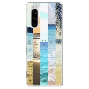 Plastové pouzdro iSaprio - Aloha 02 na mobil Sony Xperia 5
