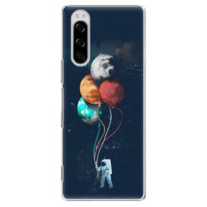 Plastové pouzdro iSaprio - Balloons 02 na mobil Sony Xperia 5