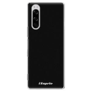 Plastové pouzdro iSaprio - 4Pure - černé na mobil Sony Xperia 5