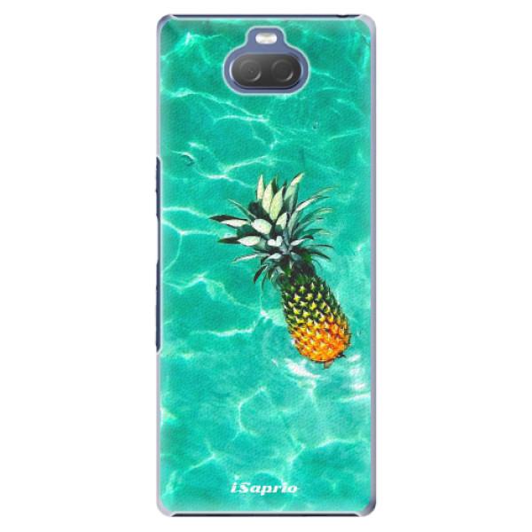 Plastové pouzdro iSaprio - Pineapple 10 - Sony Xperia 10