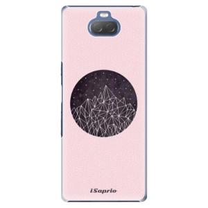 Plastové pouzdro iSaprio - Digital Mountains 10 na mobil Sony Xperia 10