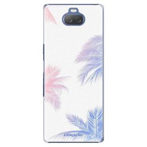 Plastové pouzdro iSaprio - Digital Palms 10 na mobil Sony Xperia 10
