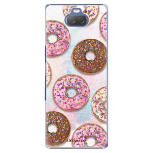 Plastové pouzdro iSaprio - Donuts 11 na mobil Sony Xperia 10