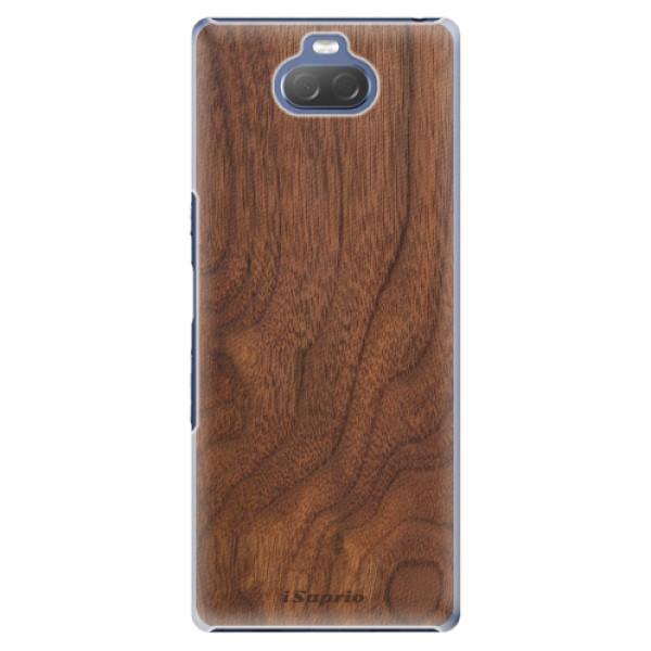 Plastové pouzdro iSaprio - Wood 10 - Sony Xperia 10