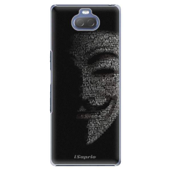 Plastové pouzdro iSaprio - Vendeta 10 - Sony Xperia 10