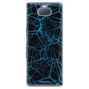 Plastové pouzdro iSaprio - Abstract Outlines 12 na mobil Sony Xperia 10