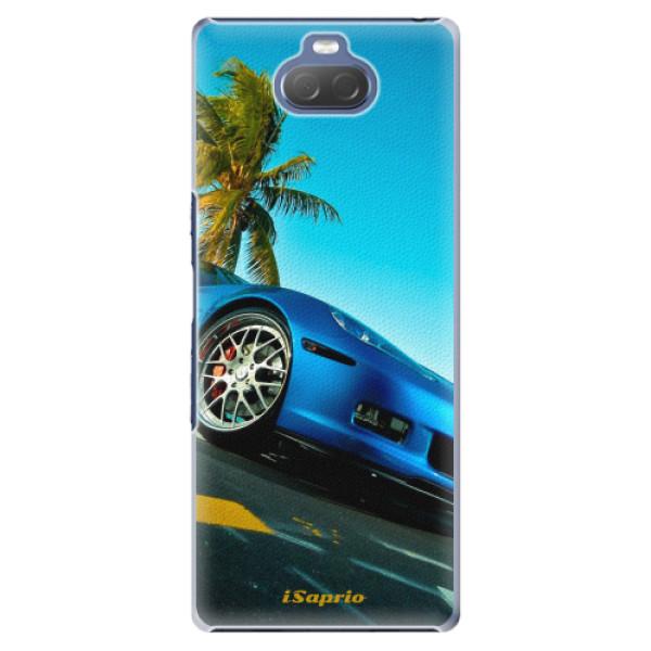 Plastové pouzdro iSaprio - Car 10 - Sony Xperia 10