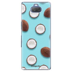 Plastové pouzdro iSaprio - Coconut 01 na mobil Sony Xperia 10