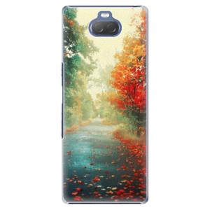 Plastové pouzdro iSaprio - Autumn 03 na mobil Sony Xperia 10